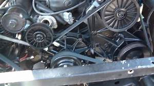 Early Bronco Factory Serpentine Belt Conversion 351w