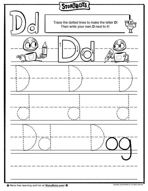 easy  draw  letter   trace  dotted lines