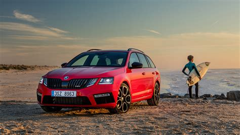skoda octavia rs  wallpapers hd images wsupercars
