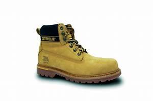 Chaussure De Securite Montante : chaussure s curit holton miel caterpillar chaussures pro ~ Dailycaller-alerts.com Idées de Décoration