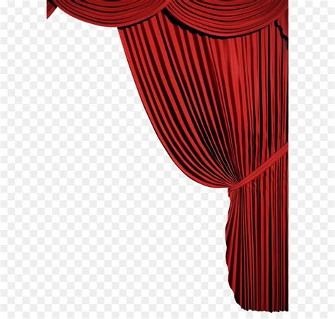 curtain clip art red curtains png png