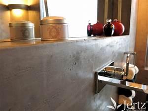 Bilder An Wand Kleben Ohne Rückstände : badezimmer ohne fliesen mit marmorputz in travertinoptik von wandmanufaktur homify ~ Sanjose-hotels-ca.com Haus und Dekorationen