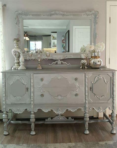 Repurposed Sideboard by Beautiful Vintage Jacobean Buffet And Mirror Repurposed