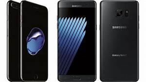Iphone 7 Comparatif : iphone 7 plus vs galaxy note 7 le choc des smartphones premium android ~ Medecine-chirurgie-esthetiques.com Avis de Voitures