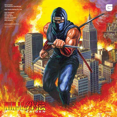 Ninja Gaiden The Definitive Soundtrack Vol 1 2 Brave