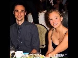 Kaley Cuoco & Jim Parsons ️ - YouTube