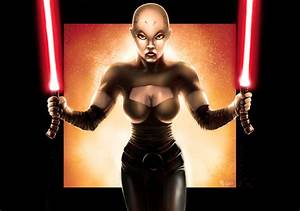 Star Wars - Asajj Ventress by Robert-Shane on DeviantArt