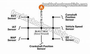 97 Jeep Cherokee Throttle Position Sensor Diagram