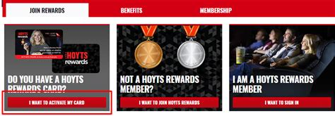 Maybe you would like to learn more about one of these? Activating a HOYTS Rewards Membership - HOYTS Support