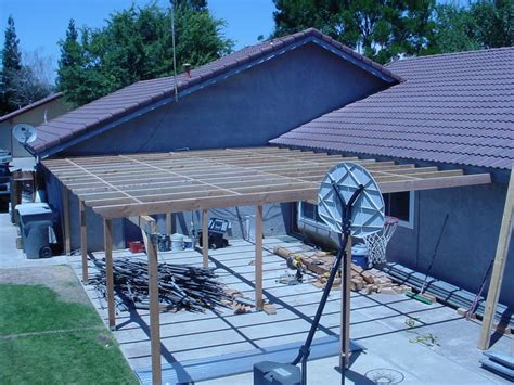 how to build a patio cover modern patio outdoor
