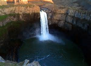 Palouse Falls State Park Washington