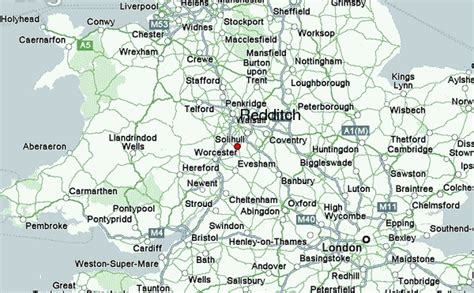 Redditch Worcestershire England