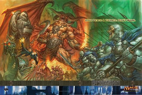magic the gathering color quiz dis poster the rumor mill magic fundamentals mtg
