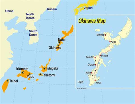 world map okinawa japan choice image word map images