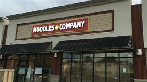 noodles company preparing  medford opening eater boston