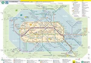 Berlin Bvg Plan : berl n el metro se llama u bahn ~ Orissabook.com Haus und Dekorationen