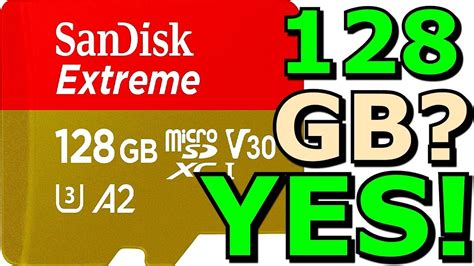 sandisk extreme gb micro sd memory card test  review