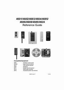 Scantronic 4603 Installation Manual