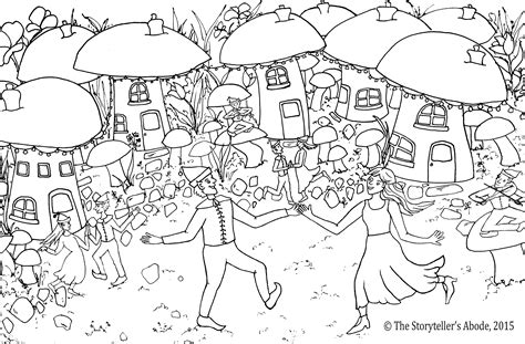 forest coloring pages enchanted forest colouring pictures an enchanted place