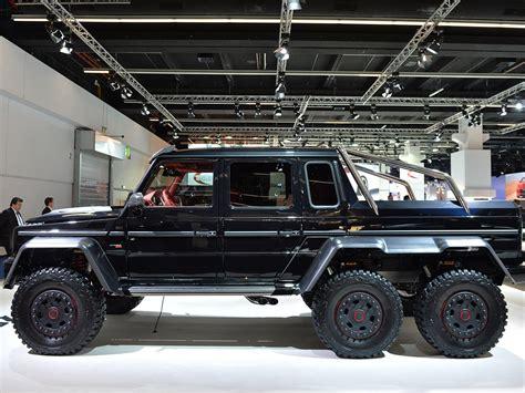 En este site realizo un análisis exhaustivo y detallado del artículo precio de camioneta mercedes benz escudriñando todas sus características. Mercedes-Benz G63 AMG 6x6 a la venta en un millón de dólares - Autocosmos.com