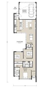 house plans for narrow lots the 25 best ideas about narrow house plans on narrow lot house plans shotgun house