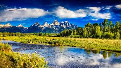 Scenery Mountain Hdr Wallpoper