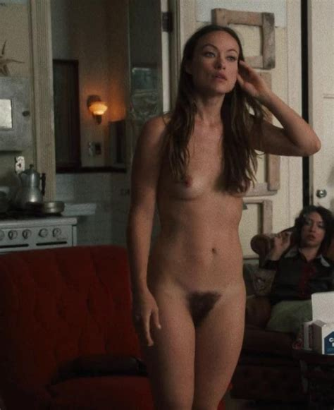 Olivia Wilde Models Nude New Porno