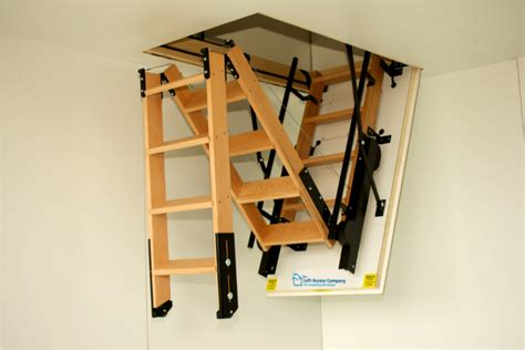 easy loft access moving   electric loft ladders