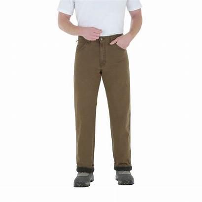 Wrangler Rugged Wear Thermal Jean Jeans Fleet
