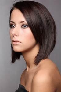 Coupe De Cheveux Mi Court : coupe de cheveux court mi long femme ~ Nature-et-papiers.com Idées de Décoration