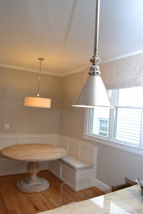 Kitchen Tables With Bench Seating by Williams Interior Design Before And After