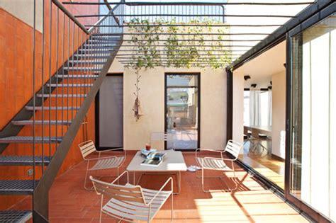 Unique Transformer Apartment Concept : Unique Artistic Lighting Concept In A Barcelona Apartment