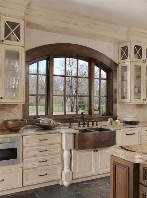 kitchen backsplashes images best 25 distressed kitchen cabinets ideas on 2270
