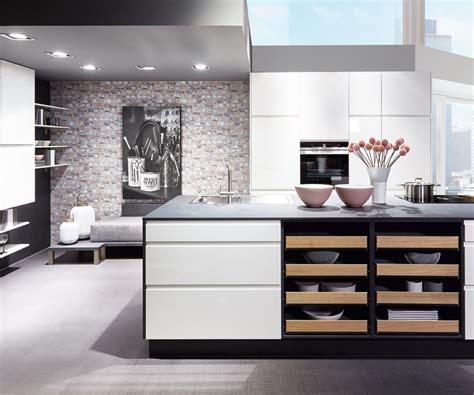 inspiratie  een zwarte keuken