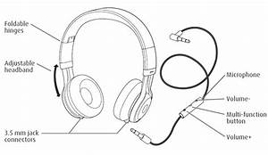 Nokia Headphone Diagram