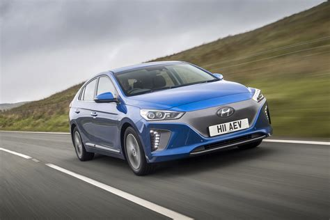hyundai ioniq electric review prices specs