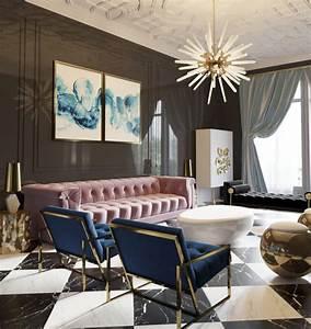 Chesterfield Couch Wohnzimmer
