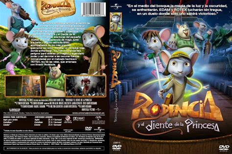 riodvd: Rodencia y el Diente de la Princesa
