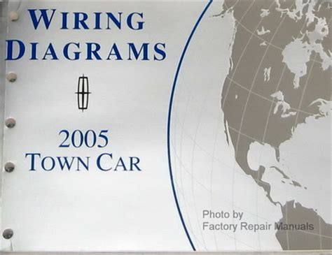 Lincoln Town Car Electrical Wiring Diagrams