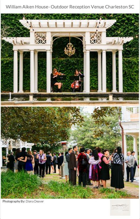 published charleston garden wedding diana deaver weddings