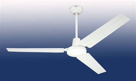 52 inch ceiling fan 56 quot industrial ceiling fan white with wall controller