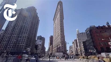 walking  york  vr video   york times youtube