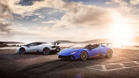 Lamborghini Huracan Perfomante Spyder Geneva Motor Show