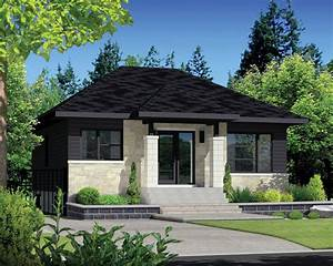 contemporary style house plan 2 beds 100 baths 900 sq With lovely idee maison plain pied 1 maison plain pied en l