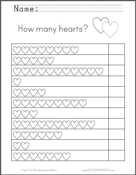 math kindergarten worksheets pdf school newspaper