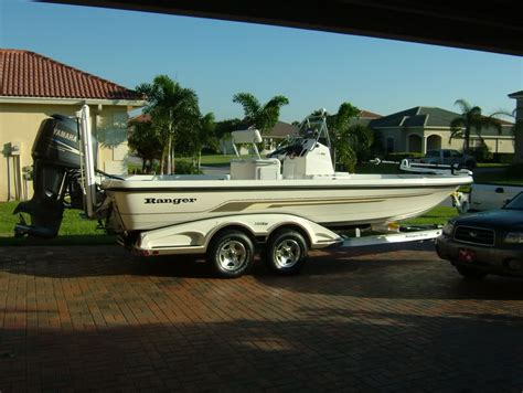Ranger Boats Where Are They Made by Opinions Of Ranger 2200 Bay The Hull Boating And