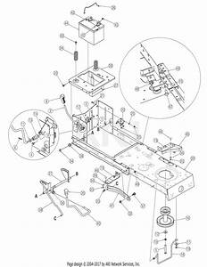 34 Troy Bilt Parts Diagram