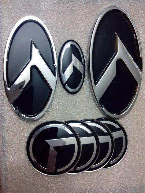 New Car Emblem by New Black K Logo Badge Emblem Fit For Kia Optima K5