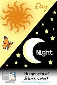 Night And Day : day and night homeschool science corner ~ A.2002-acura-tl-radio.info Haus und Dekorationen