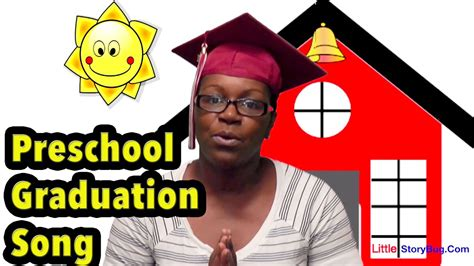 graduation song for preschoolers littlestorybug 861 | maxresdefault